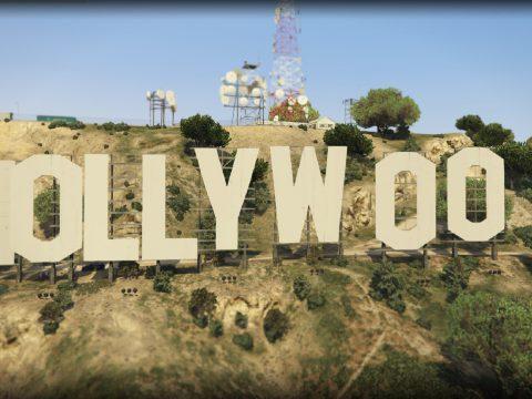 Hollywood Sign [WIP] 0.2 Alpha