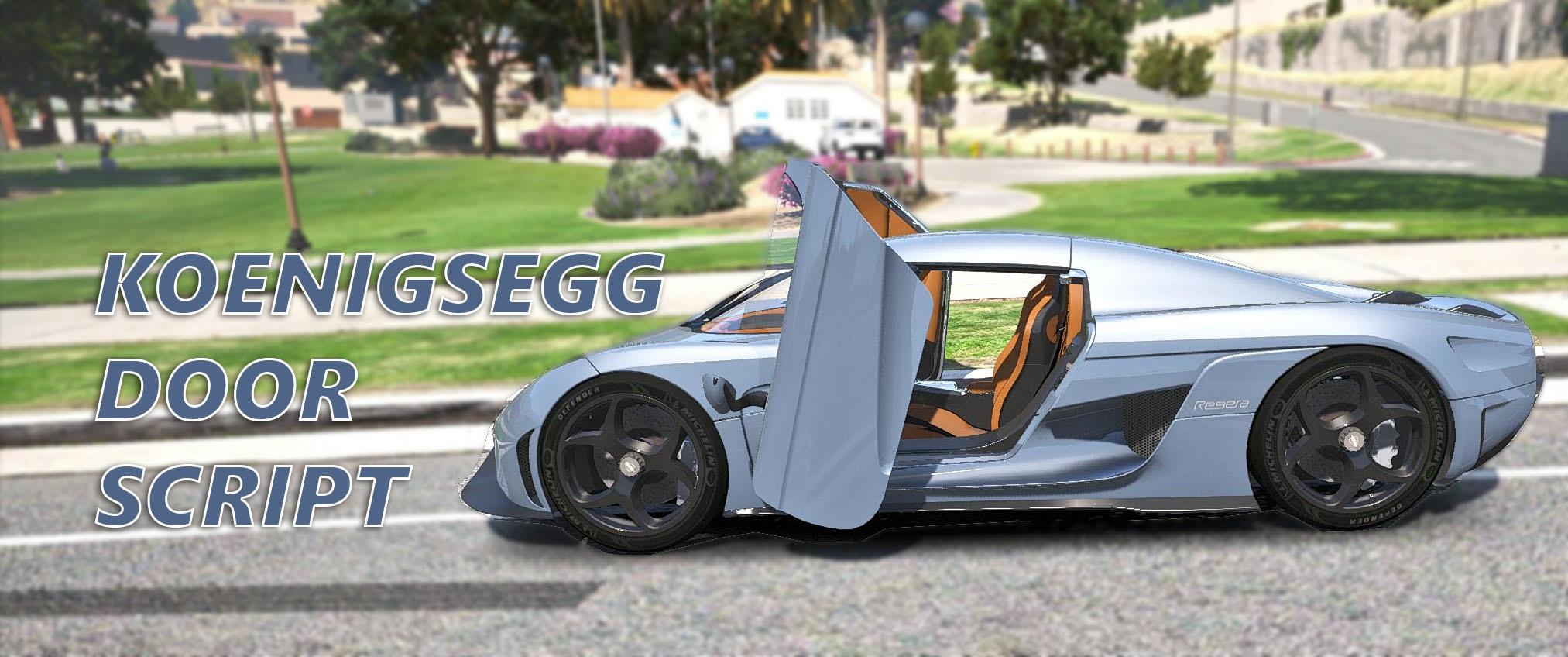 Koenigsegg Door Script 1.0
