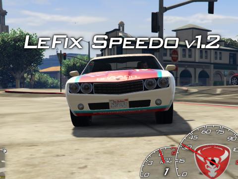 LeFix Speedometer 1.3.7