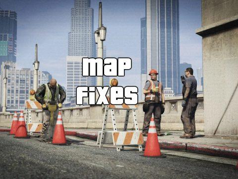 Map Fixes 4.9