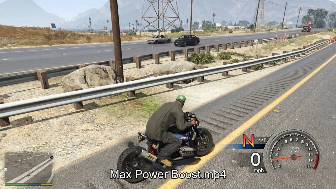 Max Power Boost 1.0