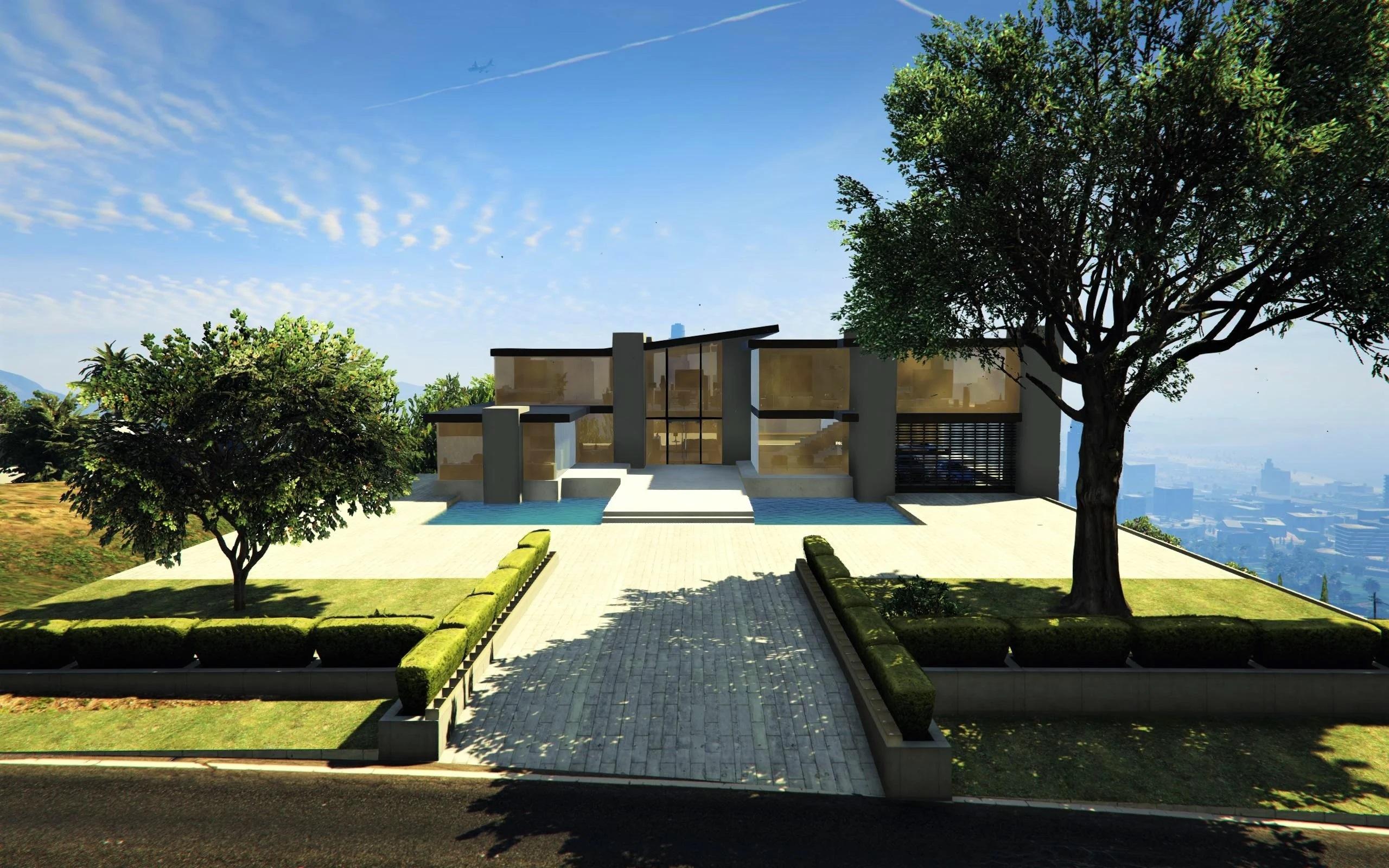 Modern Billionaires Mansion [BETA]