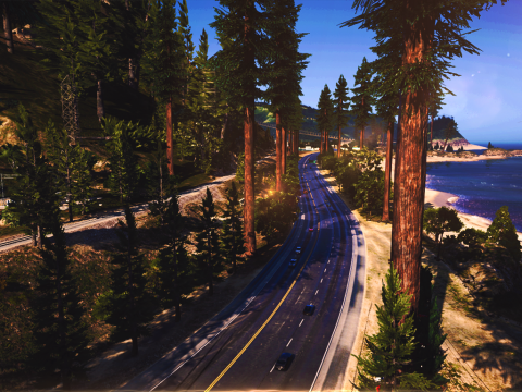 More Trees in Los Santos [Add-On | YMAP] 1.3