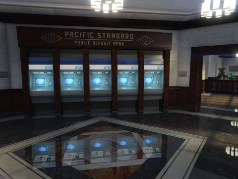 New Pacific Bank Interior [SP | FiveM] 1.1