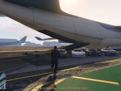 Plane Heist 0.3