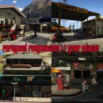 Populated Fuelstations [MapEditor/YMAP] 1.7
