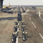 President Arrives At Los Santos International Airport [Map Editor] 1.0