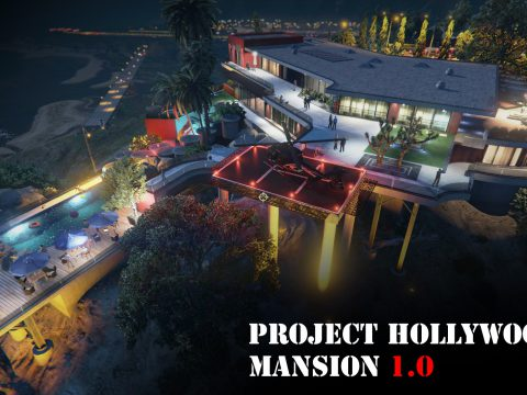 Project Hollywood Mansion 1.0