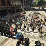 Protest in front of Police Station v1.1