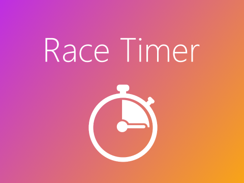 Race Timer 2.2.1