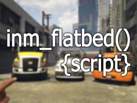 Rollback Flatbed Script 1.5