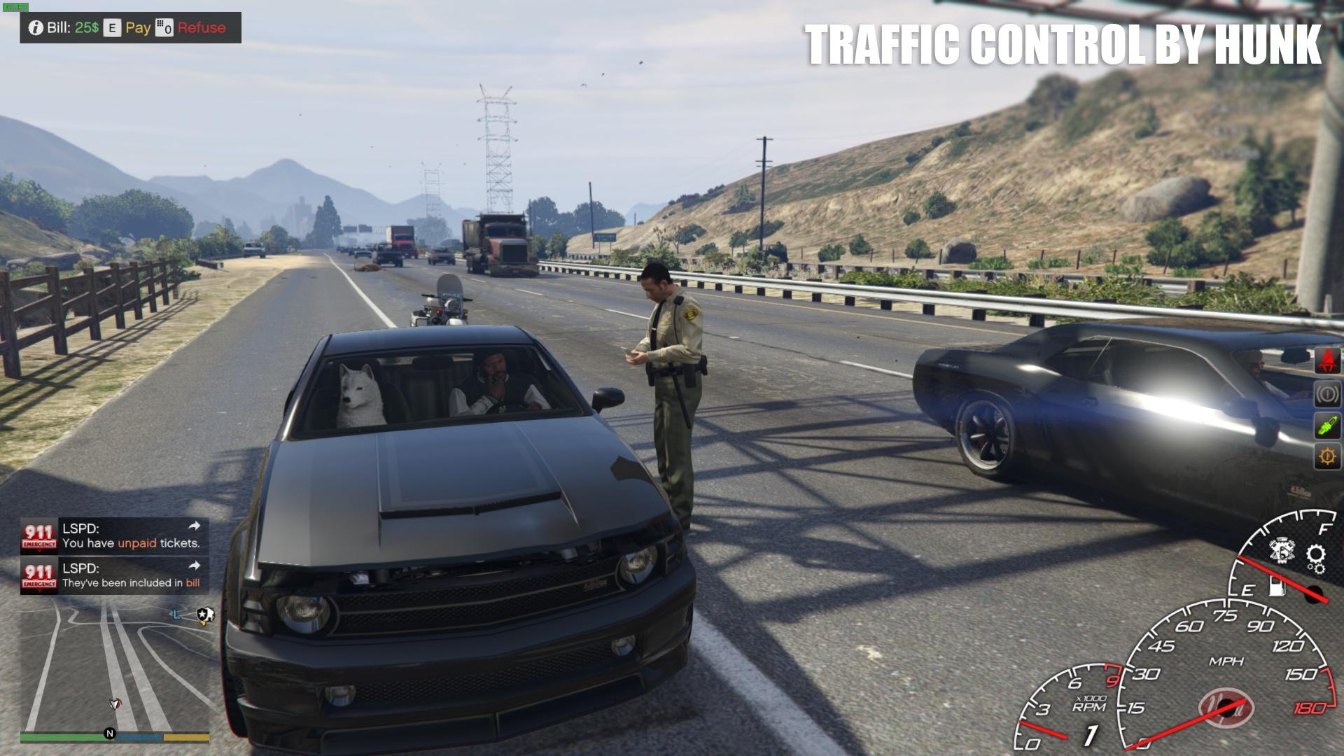 Traffic Control 3.2