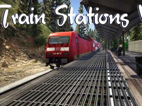 Train Stations V 1.0