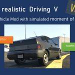 True Realistic Driving V (Realistic Mass, Handling) V5.3.1B