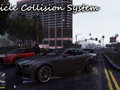 Vehicle Collision System / Repair / Push 3.0