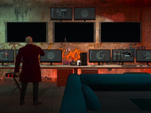 Anonymous HQ [Menyoo] 1.0