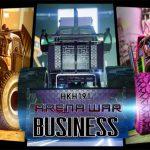 Arena War Business 3.5.1 (Major Overhaul Part C, Stock Increase Major Bugfix from 3.5)