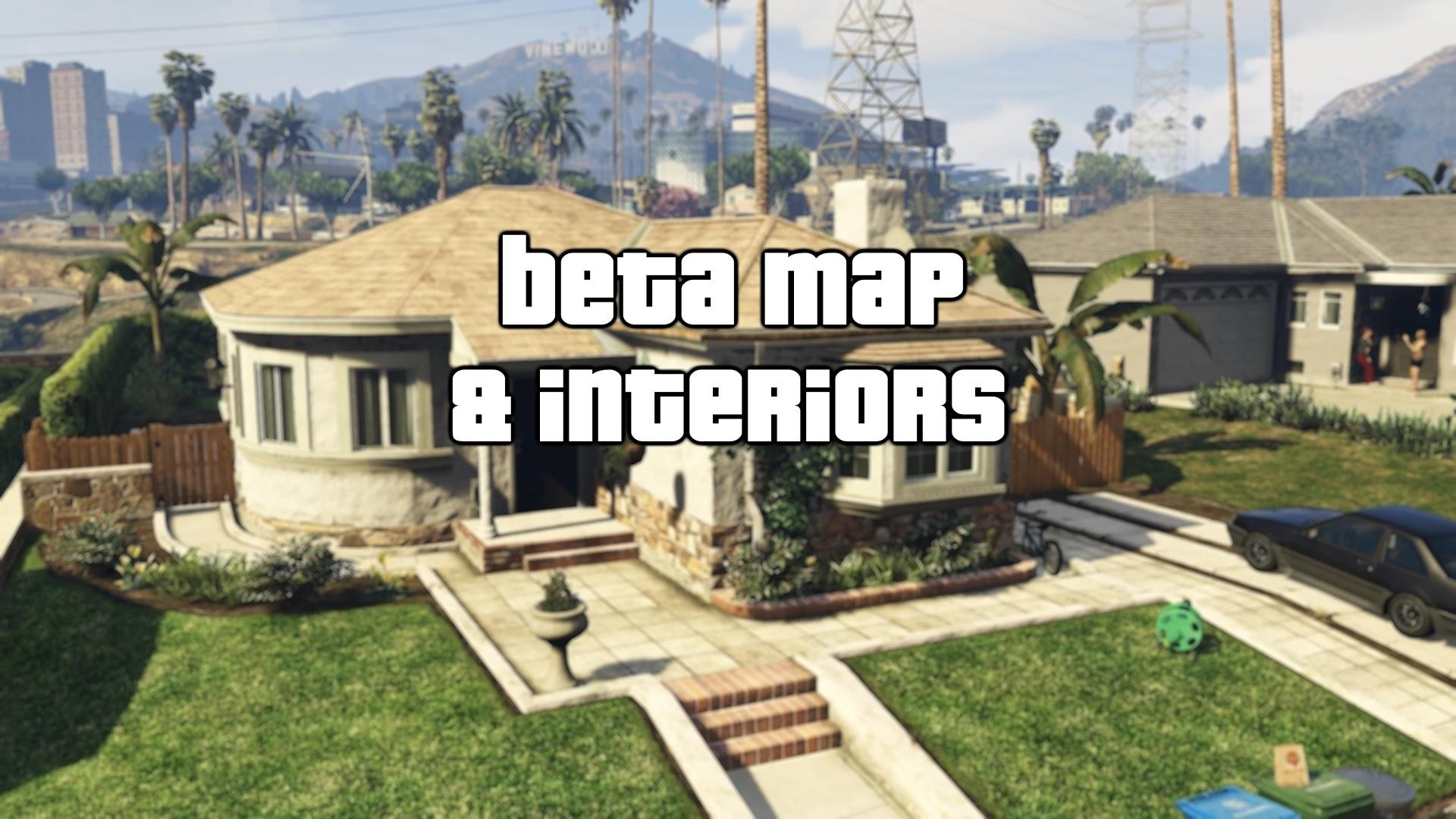 Beta Map & Interiors 2.7