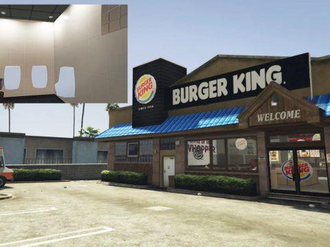 Burgershot to Burger King [MLO / YMAP] 1.6