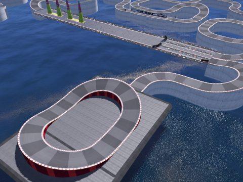 Drift Map Park V6.0