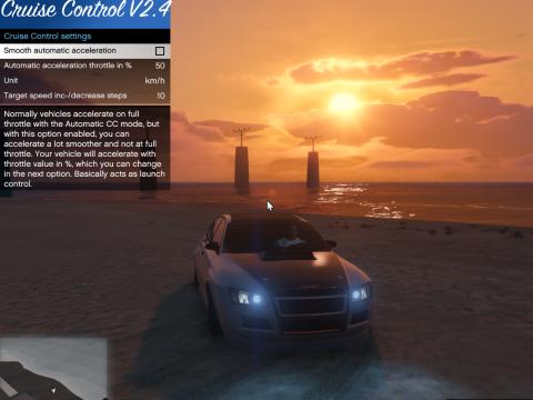Enhanced Cruise Control/Speedlimiter 2.9b