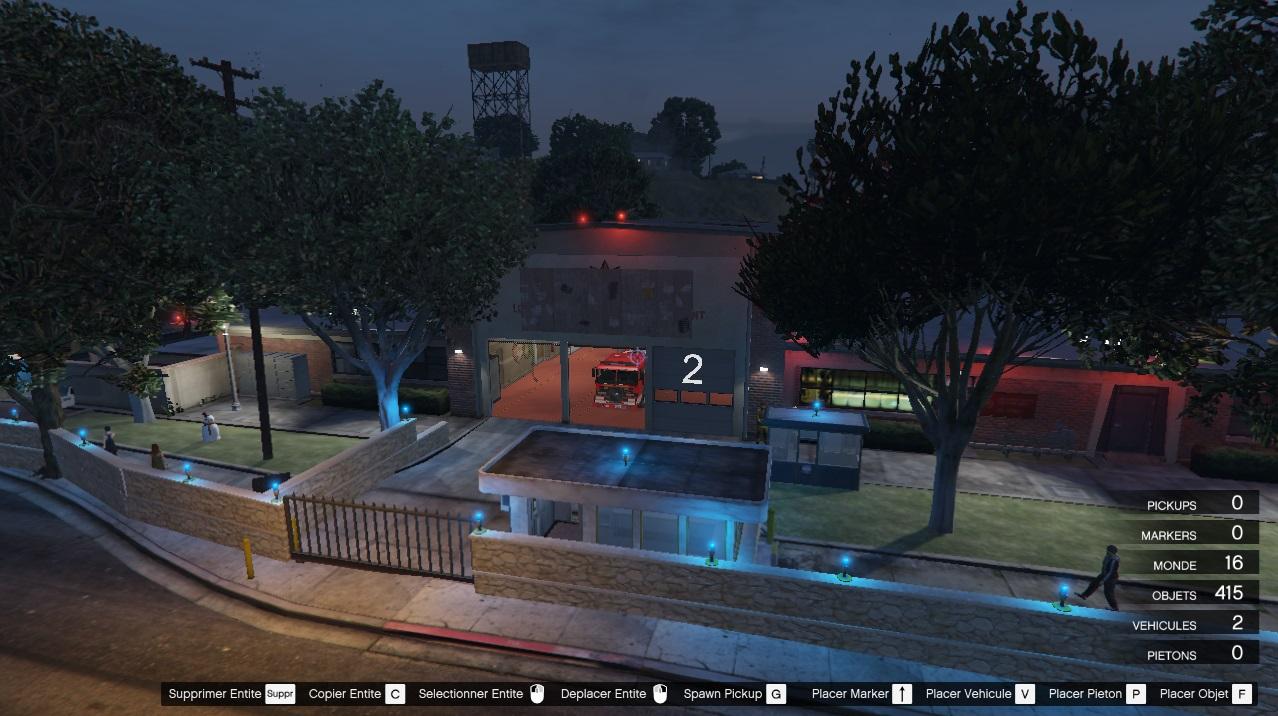 Fire Station [MapEditor] 2.0