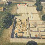 Fort Zancudo - Police Academy - Training Field [YMAP] 1.1