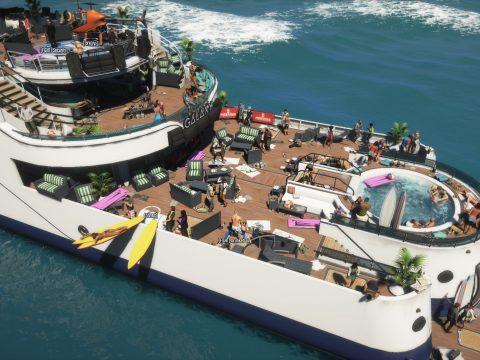 Galaxy Yacht Party [Menyoo] 1.0