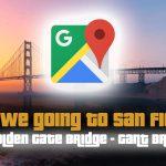 Google Maps San Francisco Golden Gate Bridge 1.0