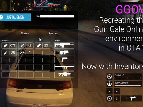 Gun Gale Online 2.3