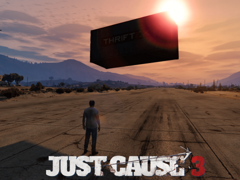 Just Cause 3 Rebel Drops [.NET] 3.1