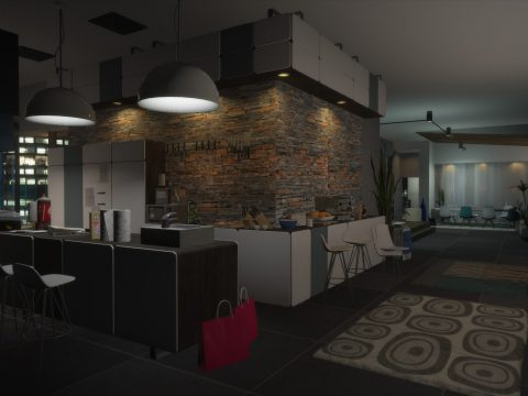 LS Designer Penthouse [YMAP] 1.0