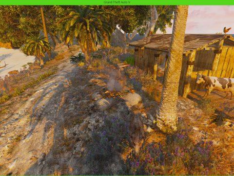 Lost Santos (Chiliad Island) + Different Scenario Plugin 2.5