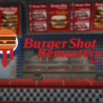 MLO - BurgerShot: Remastered GTA IV Interior [SP / FiveM] 1.1