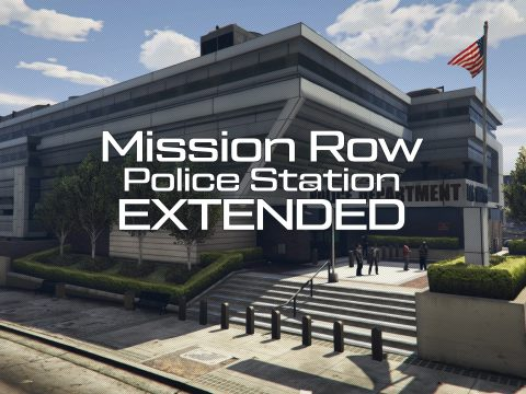 Mission Row Police Station — Interior Extended Discontinued