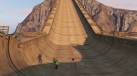 Mount Chiliad Mega Ramp