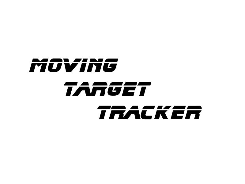 Moving target tracker V1.2.0