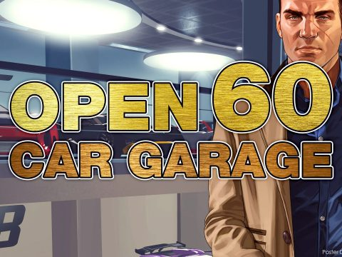 Open 60 Car Garage 1.1