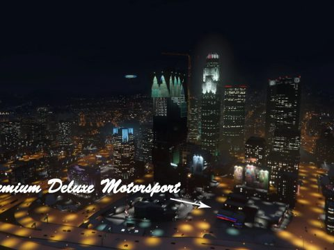 Premium Deluxe Motorsport Car Dealership 4.4.5