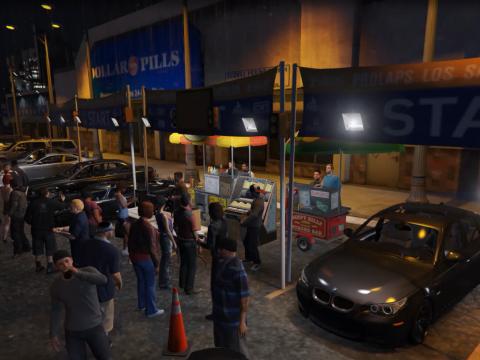 Realistic Car Meet 1.5