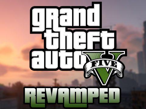 GTA V: Revamped [Ymap |OIV| Lore-Friendly] 0.6.1