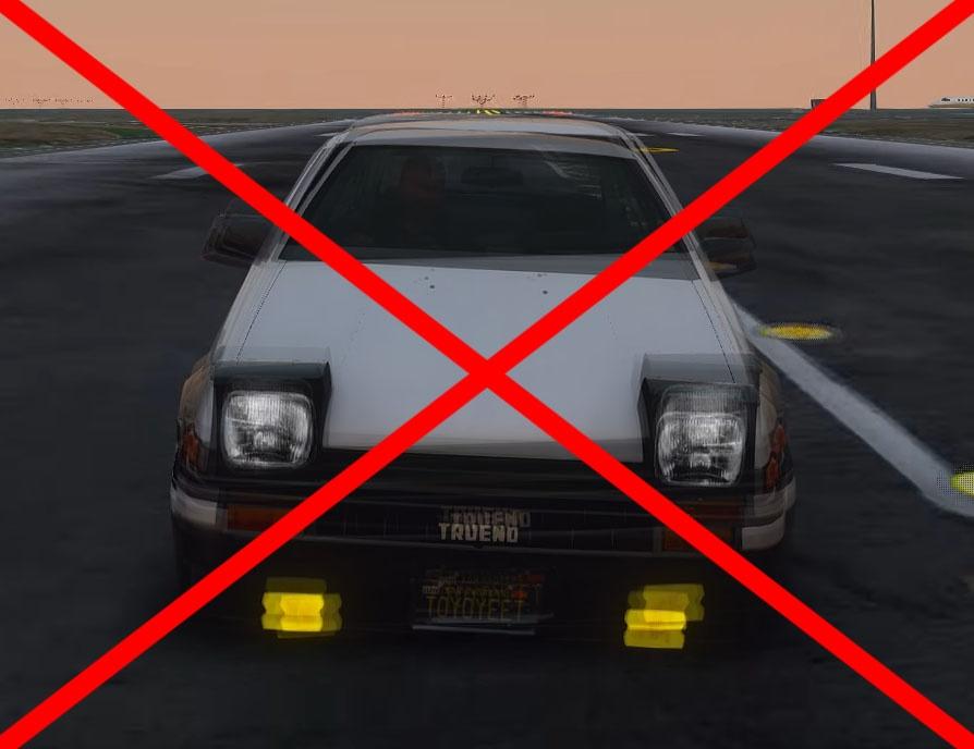 Stop vehicle jitter 1.0