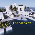 The Mansion 1.3[YMAP]