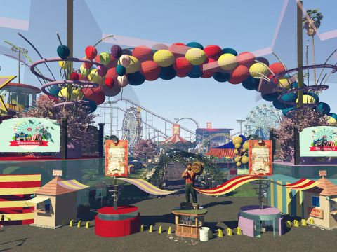 Welcome to ThemeParkV ! 2.0