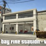 Paleto bay - fire station - fire house - Menyoo xml file 0.2