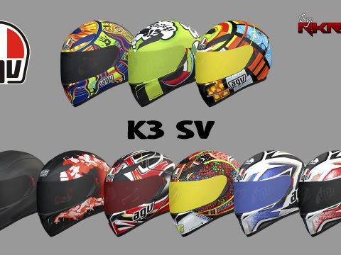AGV K3 SV