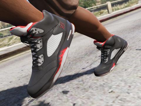 Air Jordan V (for Franklin) [Add-On] 1.0