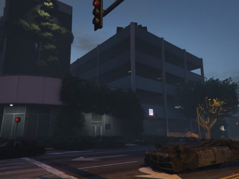 Boulevard Del Perro Abandoned [Map Editor] 1.1
