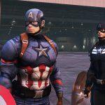 Captain America (Civil War & Winter Soldier) 1.9