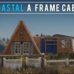 Coastal - A Frame Cabin [Menyoo + Add-On] 1.2 (Add-On Version Only)